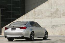 Новый гибрид от Lexus