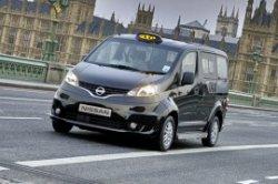 Новое такси для Лондона и Нью-Йорка представил NISSAN