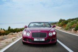 Самый быстрый кабриолет от Bentley