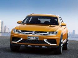 Volkswagen CrossBlue Coupe