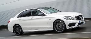 Две новые модификации Mercedes-Benz C-класса