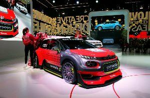 Премьеры Парижского автосалона от Toyota
