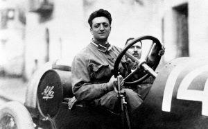 10 малоизвестных фактов о Ferrari